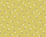 Flo's Little Flowers - Tiny Flower Yellow Mustard from Lewis and Irene