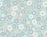 Flo's Little Flowers - All Around Daisy Blue from Lewis and Irene