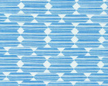 Lore - Anecdote Blue by Leah Duncan from Cloud 9 Fabrics