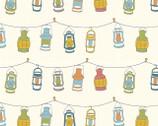 Camp Sur 3 - Lanterns by Jay-Cyn Designs from Birch Fabrics