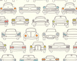Trans-Pacific - Headlamps Cream by by Jay-Cyn Designs from Birch Fabrics