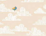 Jungle - Bird Clouds from Andover-Makower