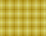 Cottage View - Golden Plaid by Nancy Rink from Marcus Bros