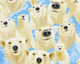 Arctic Portraits - Polar Bears from Timeless Treasures