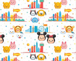 Disney Tsum Tsum - Travel from Spring Creative