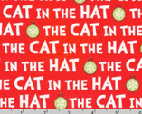 The Cat in the Hat Christmas - Red Words by Dr. Seuss from Robert Kaufman