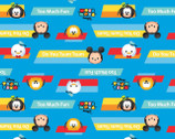 Tsum Tsum - Do You Tsum Blue from Springs Creative