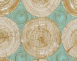 Modernist - Tree Ring by Joel Dewberry from Free Spirit