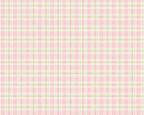 Peaceful Garden - Small Plaid Pink from Henry Glass