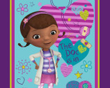 Doc McStuffins - The Doc Is In PANEL from Springs Creative