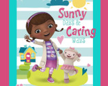 Doc McStuffins - Sunny Days and Caring Ways PANEL from Springs Creative