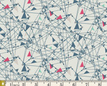 Chromatics - Triangularity Oxford from Art Gallery Fabrics