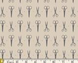 Maker - Make The Cut Straight Metallic Scissors from Art Gallery Fabrics