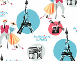 An American in Paris - Scenes White by Turner Classic Movies from Andover