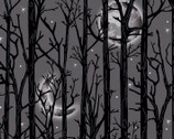 Fright Night Metallic - Forest Moon by First Blush Studio from Henry Glass