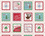 North Pole - Squares from Lewis and Irene