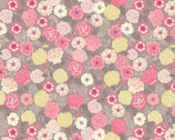 Flo's Wildflowers - Wild Rose Pink and Yellow from Lewis and Irene