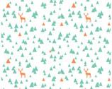 Desert Sky KNIT - Triangle Deer from BOLT by Girl Charlee