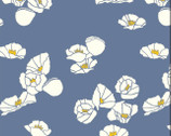 Summer '62 - Cali Pop Nightfall by Jay-Cyn Designs from Birch Organic Fabric