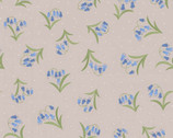 Flo's Wildflowers - Bluebells Linen from Lewis and Irene