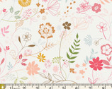 Printemps Fusion - Luminous Field from Art Gallery Fabrics