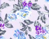 Floral Lavender Purple from EE Schenck