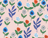 No Place Like Home - Land of Munchkins by Leah Duncan from Cloud9 Fabrics