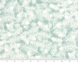 Return To Winters Lane - Pine Branches Aqua by Kate and Birdie from Moda