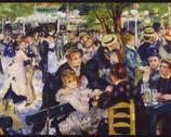 Renoir - Outdoor Dance Multi Panel from Robert Kaufman