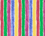 The Very Hungry Caterpillar - Stripes Multi by Eric Carle from Andover