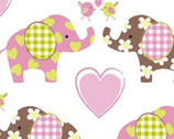 Best Friends Nursery - Elephant Birds from Springs Creative
