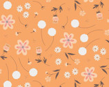In The Woods - Wild Garden from Camelot Fabrics