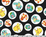Pokemon - Character Bubble Black by The Pokemon Co. from Robert Kaufman