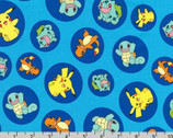 Pokemon - Character Bubble Blue by The Pokemon Co. from Robert Kaufman