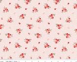 Sweet Prairie - Posie Floral Pink by Sedef Imer from Riley Blake