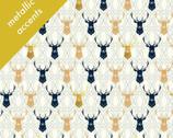 Mod Nouveau Poplin - Elk Diamond by Jay-Cyn Designs from Birch Fabrics