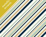 Mod Nouveau Poplin - Stripe Mint by Jay-Cyn Designs from Birch Fabrics