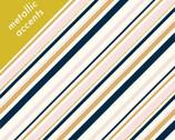 Mod Nouveau Poplin - Stripe Blush by Jay-Cyn Designs from Birch Fabrics