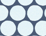 Terrestrial - Disguise Dots Navy Blue by Sarah Watson from Cloud 9 Fabrics