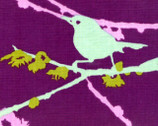 Timeless Fabrics - Lilac Birds by Joel Dewberry from Free Spirit