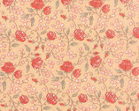 Sweetness - Blush Floral by Sandy Gervais from Moda