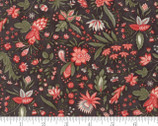 Quill - Floral Charcoal by 3 Sisters from Moda
