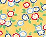 Hi-de-Ho - Posies Yellow from Maywood Studio