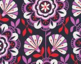 Bohemian Garden - Floral Lavender from Cloud 9 Fabrics