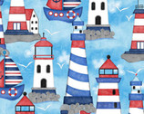 Anchor's Away - Light House Boats by Sharla Fults from Studio E