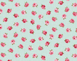 Love Song - Little Roses from Clothworks Fabrics