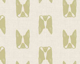 Cats and Dogs - Dogs Tan by Sarah Golden from Andover Fabrics