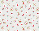 Little Red in the Woods - Toss Cream by Jill Howarth from Riley Blake Fabric