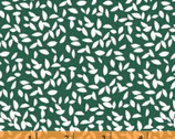 Lemmikki - Syksy Teal Green by Lotta Jansdotter from Windham Fabrics