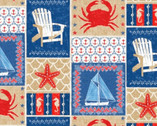 Shoreline - Patch by Whistler Studios from Windham Fabrics